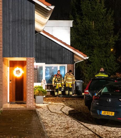 Gewonde bij woningbrand in Zwolle