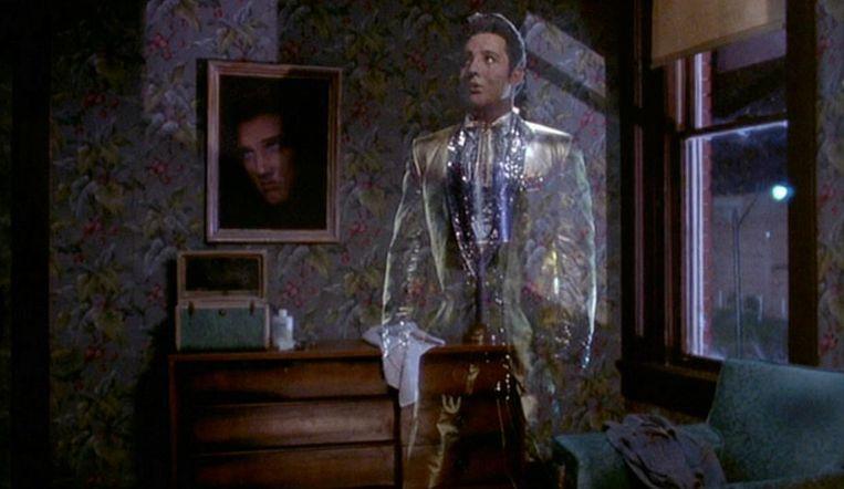 Stephen Jones in Jim Jarmusch' Mystery Train. Beeld