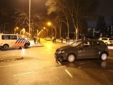 Opnieuw auto van de politie betrokken bij ongeval in Utrecht