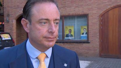 """De Wever lovend over Groen: """"Ze hebben thema's die sterk leven bij stedelijke bevolking en waar ik niet tegen ben"""""""