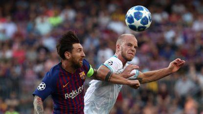 LIVE. Daar is Messi! Grootmeester breekt de ban in het nieuwe CL-seizoen met puntgave vrije trap