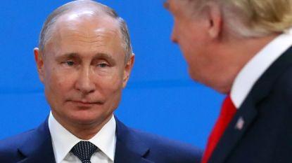 Russische president Poetin neemt het op voor Trump in Oekraïne-schandaal
