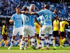 Krankzinnige start in Manchester: City noteert record tegen Watford