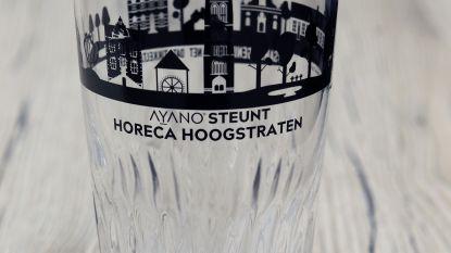 """Bedrukker van Duvel- en Stella-glazen schenkt 3.000 unieke 33cl-glazen aan Hoogstraatse horecazaken: """"Steun met een extra grote pint"""""""