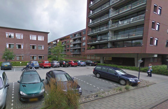 De Costerweg in Wageningen