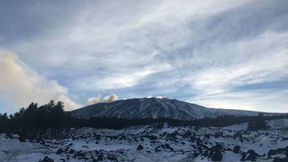 Het is eens wat anders dan skiën in de Alpen: probeer de helling van de actieve vulkaan Etna eens