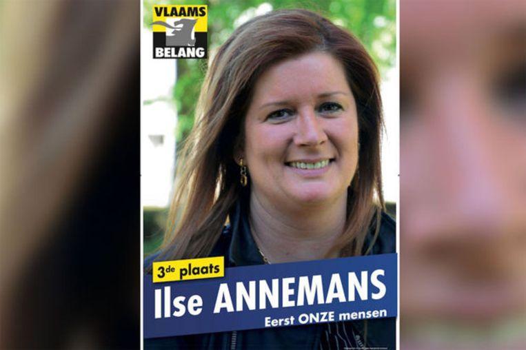 Ilse Annemans.