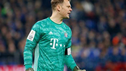 """Neuer ontstemd na lekken contractbesprekingen: """"Ben dit niet gewoon van Bayern"""""""