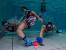 Op naar het EK Onderwaterhockey: 'In het water gaan we voor elkaar door het vuur'