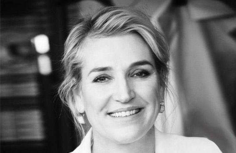 Corinne van Duin, chef van het Volkskrant Magazine Beeld