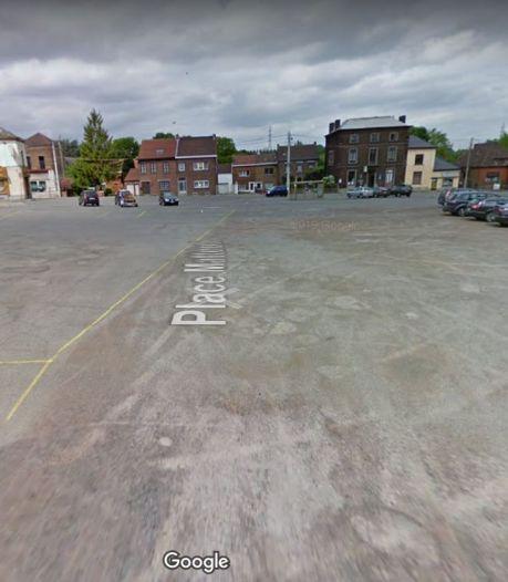 Les travaux vont débuter sur une des 17 places que la Ville de Charleroi veut rénover