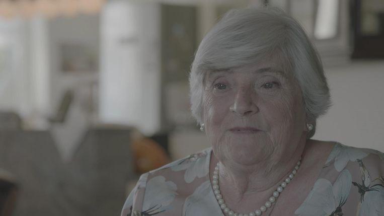 Anita Claes, de mama van Yasmine