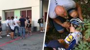Familie en ploegleiding wachten op nieuws van Evenepoel aan ziekenhuis, vrees voor breuk
