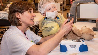 Sint-Jozefskliniek krijgt bijna 2.500 bezoekers over de vloer op Dag van De Zorg
