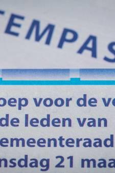 Man uit Sprang-Capelle krijgt boete van 250 euro voor verkoop stempassen