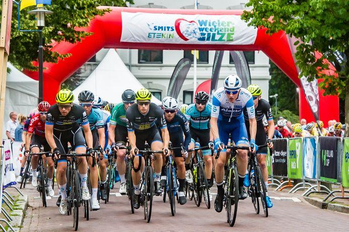 De Midden-Brabant Poort Omloop van 2019. Een peloton vol aanstormend talent.