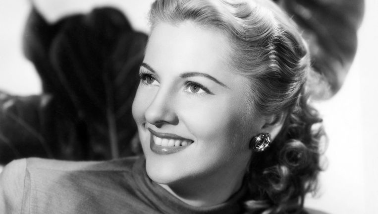 Joan Fontaine rond 1948. Beeld Getty Images