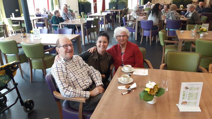 Het echtpaar Nelissen - Burgerhof sprak met Nadia onder meer over Krakau