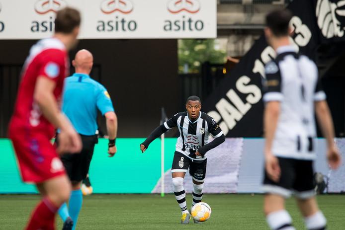 Lerin Duarte is geblesseerd en mist de wedstrijd in Utrecht.