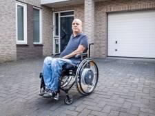 Gestolen invalidebusje van Osse Kevin gevonden in Tilburg: 'Super fijn, maar ik slaap nog niet gerust'