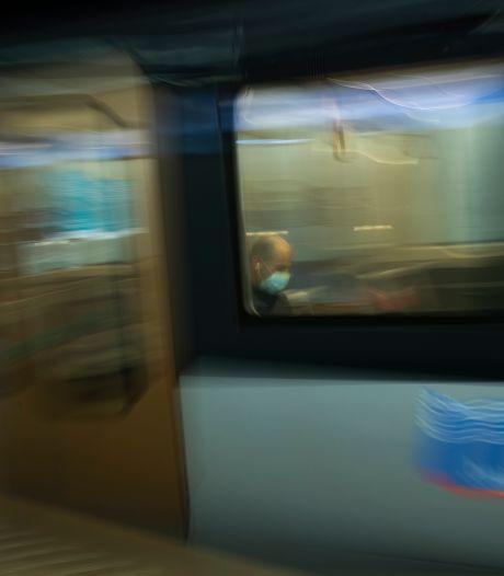 Métro Nord-Sud à Bruxelles: les premiers coups de pelle ont été donnés
