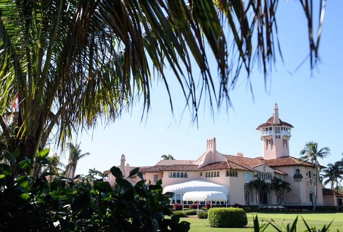 La résidence de Donald Trump à Mar-a-Lago.
