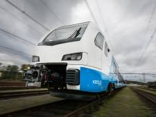 PvdA is 'proptreinen' tussen Zwolle en Enschede zat