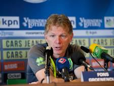 Groenendijk: Sparta-thuis moeilijker dan Ajax en Feyenoord