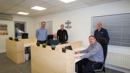 Eerste Schotense co-werkplek