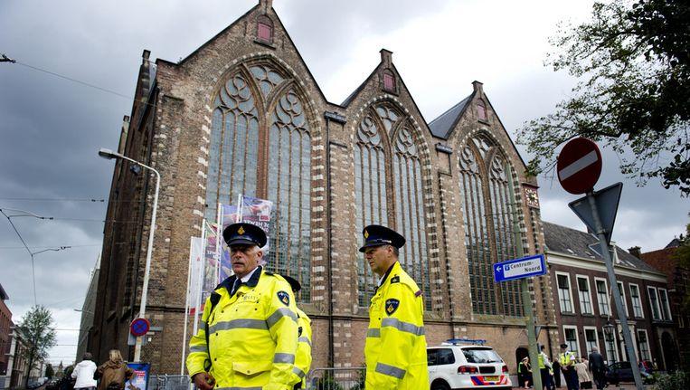 De Kloosterkerk in Den Haag Beeld anp