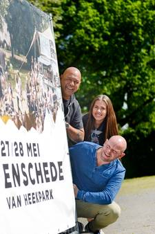 'Verkoelend' foodfestival Stoer Voer in Enschede tijdens tropisch weekend