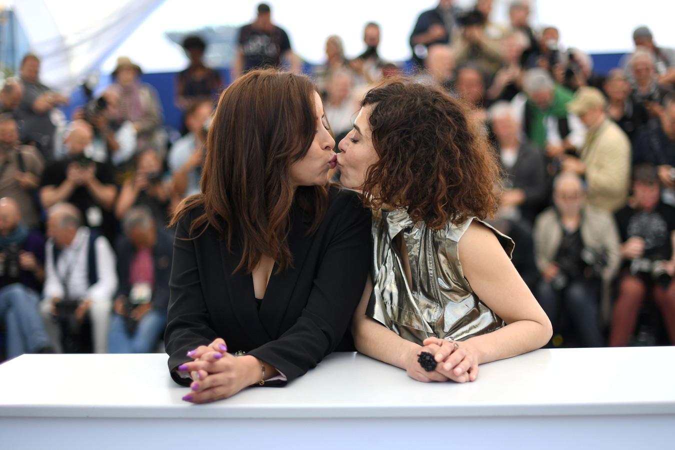 Nisrin Erradi et Lubna Azabal