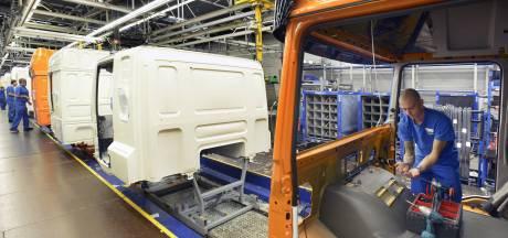 DAF staakt productie vanwege coronavirus en vraagt werktijdverkorting aan