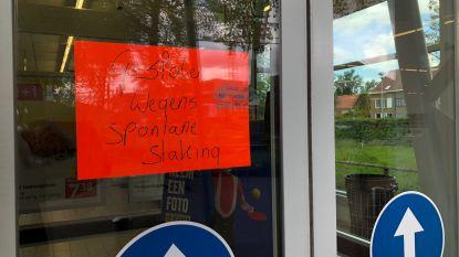 Spontane staking uitgebroken in minstens 35 Lidl-winkels