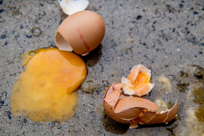 Verse eieren zijn nu weliswaar schoon, maar de voedingsindustrie maakt meestal gebruik van bewerkte eiproducten © ANP