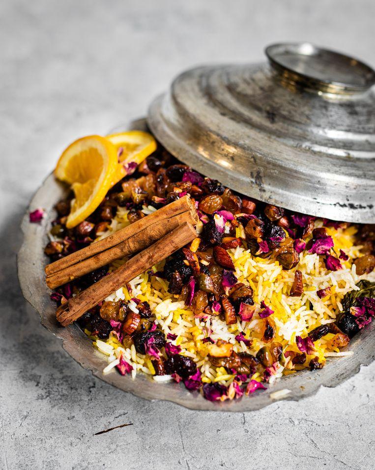 Perzische rijst Beeld Elvan Ünlü