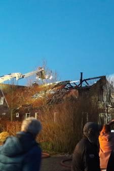 Dode bij grote woningbrand in Eefde is 62-jarige zoon des huizes