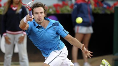 Federico Delbonis vervoegt Ernests Gulbis in finale