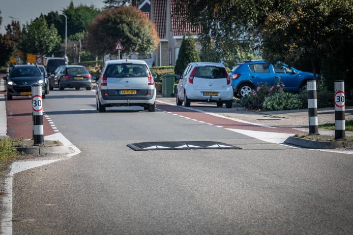 Wie bijvoorbeeld verkeersdrempels wil hebben in zijn straat in de gemeente Kapelle kan dat aangeven in de mini-enquête.
