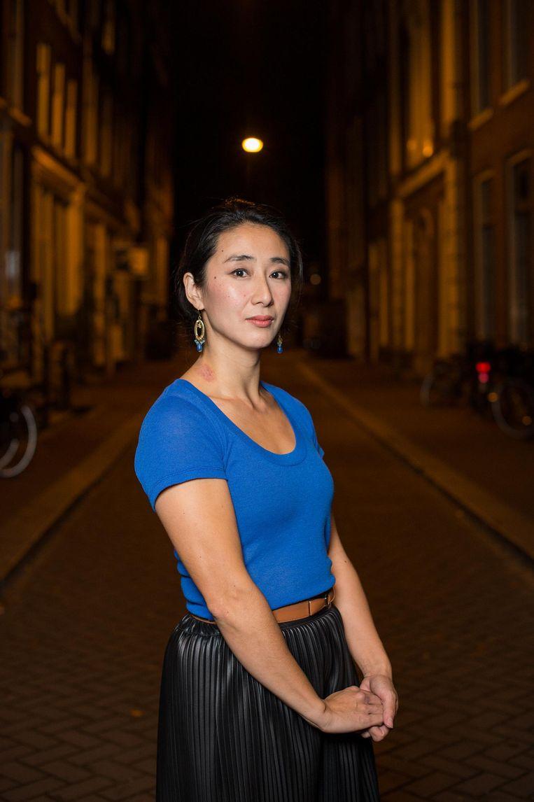Lisja Hu van restaurant Beulings Beeld Mats van Soolingen