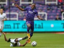 """""""Entre tristesse et fierté"""": le message d'adieu de Jérémy Doku à Anderlecht"""
