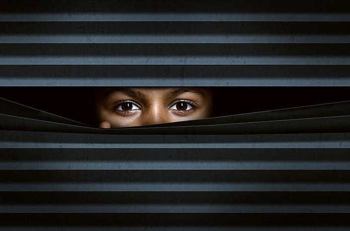 Backbone/Alida Dors, te zien in de zwarte Block Box.