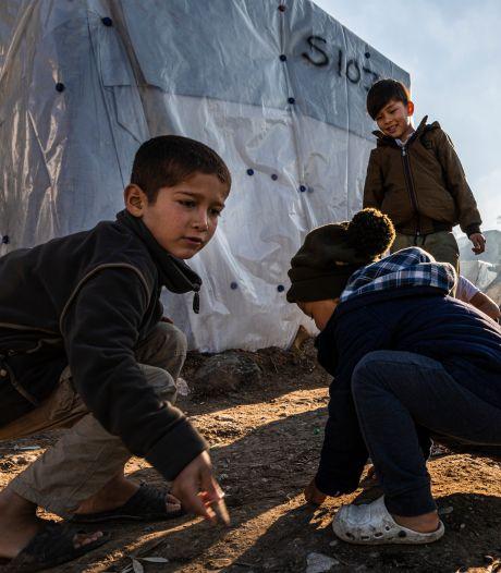 Tientallen vluchtelingen komen op uitnodiging naar de Hoeksche Waard, maar ze zijn later vanwege corona