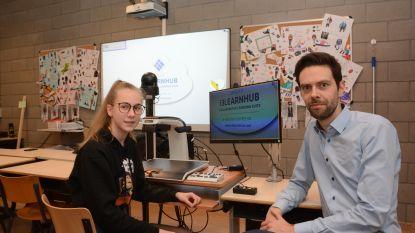 Andy ontwerpt 'Board buddy' voor slechtziende leerlingen