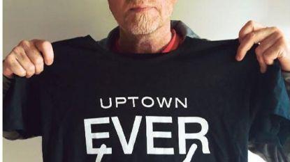 Peter uit liefde voor zijn dorp op T-shirt