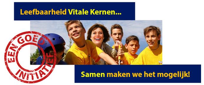 Logo van Vitale Kernen.