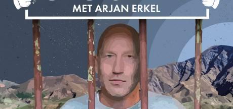 Arjan Erkel maakt podcast Gegijzeld: 'Ook tegenslagen kunnen inspireren'