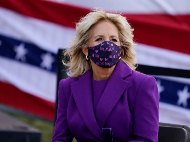 """De nieuwe first lady Jill Biden behoudt haar eigen job """"en dat is een goeie zaak"""", zeggen relatietherapeut en mastercoach"""