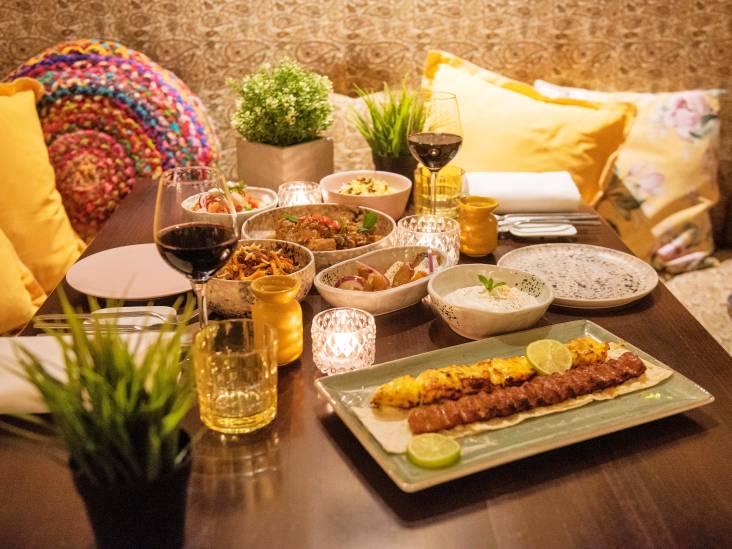 Passie en liefde uit de Perzische keuken