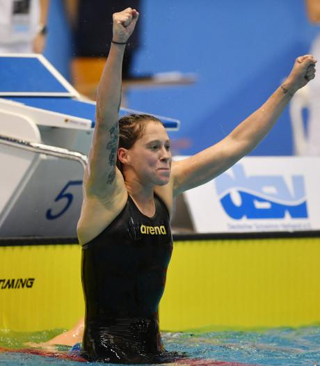 Duitse Köhler duikt onder wereldrecord op 1500 meter kortebaan